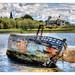 Sligo IR - Shipwreck at Rosses Point 02