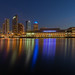 Tampa Blue Hour Wide