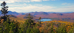 20191012_07a (mckenn39) Tags: mountain nature landscape adirondacks ny autumn fallcolor elklake water pond