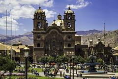 Cusco - Plaza de Armas - 2017-09 (ladgon) Tags: peru cusco andes machupicchu canon canont5i historicalbuildings historicalheritage