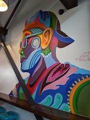 22,477 (joeginder) Tags: lunch susan monica jrglongbeach thehangaratlbx mural