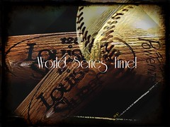 World Series Time! (Marcia Portess-Thanks for a million+ views.) Tags: illustration athletics sports text batandball 108stitches stitches 108 louisvilleslugger photography photomanipulation elartedigital digitalart elarte art playoffs worldseries beisbol baseball marciaaportess marciaportess map worldseriestime