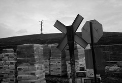 Portland (austin granger) Tags: portland correspondence crossing topography tree development death linnton evidence film gw690ii