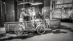 Jakarta (-Faisal Aljunied - !!) Tags: faisalaljunied streetvendors children indonesia jakarta monochrome blackandwhitestreetphotography