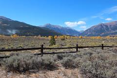 Twin Lakes, Colorado (russ david) Tags: twin lakes co colorado mountains fall autumn september 2018 lake landscape