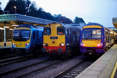 Keep In Line... (marcus.45111) Tags: transpennineexpress directrailservices northernrail 180135 20303 classictraction ukbuilt englishelectric sheffieldmidland 2019 flickr flickruk ukrailways