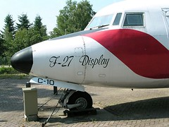 """Fokker F-27 Friendship 2 • <a style=""""font-size:0.8em;"""" href=""""http://www.flickr.com/photos/81723459@N04/48945076553/"""" target=""""_blank"""">View on Flickr</a>"""