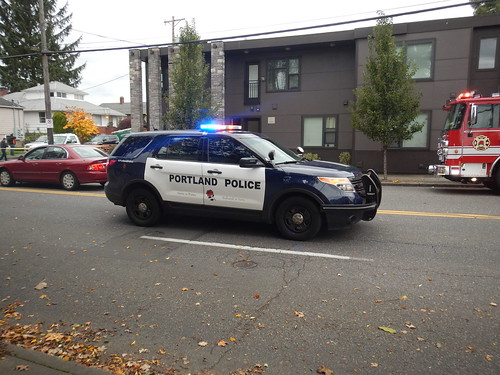 Ford : Portland Police by SoulRider.222, on Flickr