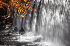 Somewhere in Sutton (Brian M Hale) Tags: sutton ma mass massachusetts newengland usa brian hale brianhalephoto outside outdoors waterfall longexposure long exposure breakthrough filters fall autumn foliage