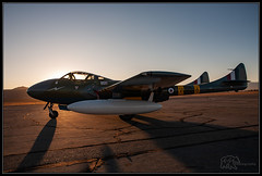 (K-Szok-Photography) Tags: airshow applevalleyairshow aircraft aviation vampire socal california canon canondslr kenszok kszokphotography canon5d 5d