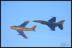 Heritage Flight (K-Szok-Photography) Tags: airshow applevalleyairshow aerobatics aviation socal california canon canondslr kenszok kszokphotography canon50d 50d