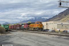 BNSF's Provo, UT to McCook, NE (Utah3002) Tags: bnsf bnsf3789 fxe4062 ferromex provosub train railfans railway provo manifest