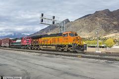 BNSF 3789 & FXE 4062 (Utah3002) Tags: bnsf provosub train railfans railway provo manifest ferromex fxe4062 bnsf3789