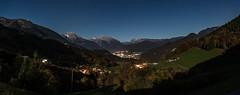 Berchtesgaden at Night (Christoph Wenzel) Tags: gebirge nacht deutschland tamron2875mmf28diiiirxd bayern sonyalpha7riii rossfeldpanoramastrase urlaub alpen sterne berge herbst panorama dunkelheit natur astro eck