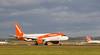 G-EZTH Airbus, Edinburgh