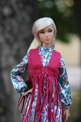 poppy parker time of the season (tohimo) Tags: poppy parker time season fashionroyaltydoll integrity toys
