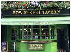 Beer & Chips! (The Stig 2009) Tags: apple iphone 8 plus pub chips beer traditional fish thestig2009 thestig stig 2009 2019 tony o tonyo green building london covent garden