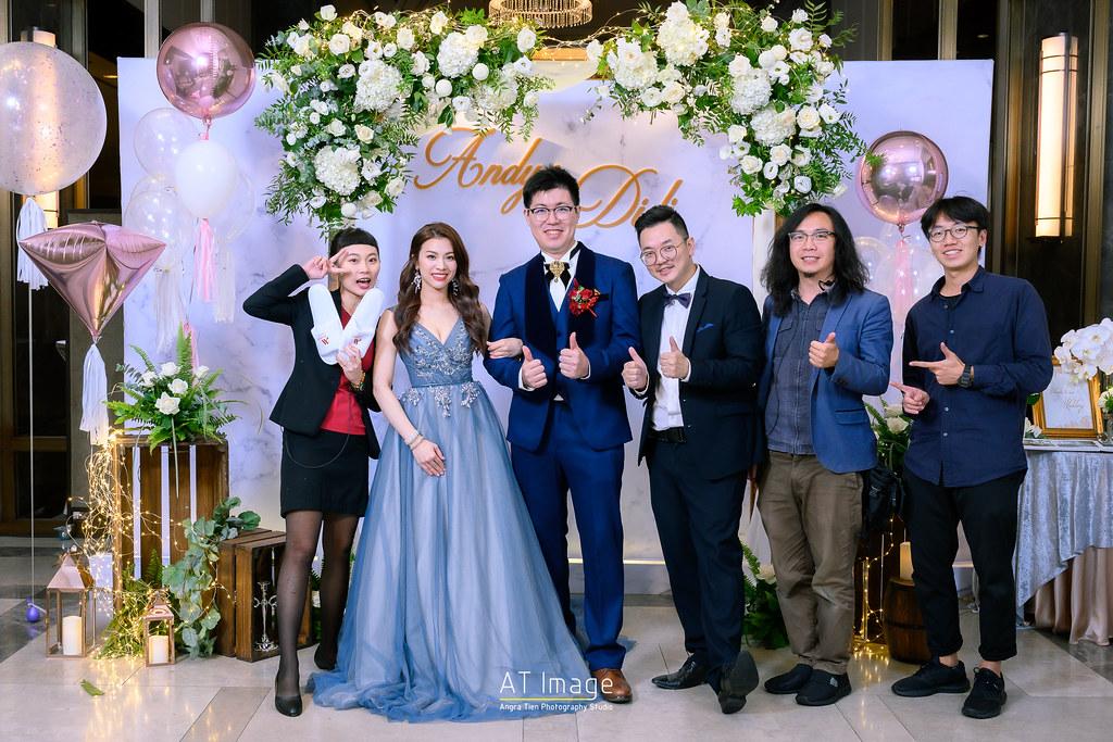 <婚攝> Andy & Didi / 台北萬豪酒店 Taipei Marriott Hotel
