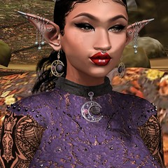 priclessfreedom (Persy(Paradise Bernitz)) Tags: deaddollz beautykartel fq purple backdropcove fall supernatural