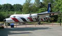 """Fokker F-27 Friendship 1 • <a style=""""font-size:0.8em;"""" href=""""http://www.flickr.com/photos/81723459@N04/48945620051/"""" target=""""_blank"""">View on Flickr</a>"""