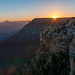 Sunrise at Mather Point - South Rim Grand Canyon (HDR)