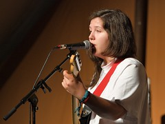 163-20180831_13th End Of The Road Festival-Larmer Tree Gardens-Wiltshire-Tipi Stage-Lucy Dacus (Nick Kaye) Tags: endoftheroad music festival wiltshire england