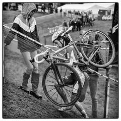 Cyclo-cross - La Meziere 2019 (Dom-35) Tags: bw blackwhite cyclisme cyclocross noirblanc noiretblanc sport vélo