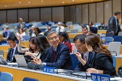 Standing Committee on Copyright and Related Rights (WIPO | OMPI) Tags: delegate ompi republicofkorea sccr wipo