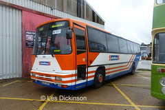 E640 BRS, Leyland, Alexander, Northern Scottish NCT40, Strathtay.            P1310254 (LesD's pics) Tags: bus coach isleofwight iow busesbeerfestival2019 e640brs leylandtiger alexander strathtay northernscottishnct40