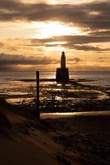 Rattray Head (PeskyMesky) Tags: rattrayhead lighthouse aberdeenshire scotland sunrise sunset landscape beach water sea sky sand canon canon5d eos