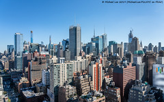 Midtown West (20191019-DSC00076-Pano) (Michael.Lee.Pics.NYC) Tags: newyork ohny openhousenewyork hudsoncommons midtown aerial architecture cityscape skyline sony a7rm2 fe24105mmf4g