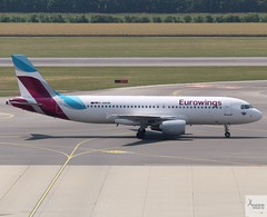 Eurowings A320-214 D-ABHN taxiing at VIE/LOWW (AviationEagle32) Tags: vienna viennaairport viennaschwechatairport schwechatairport schwechat flughafen flughafenwein wein vie loww austria airport aircraft airplanes apron aviation aeroplanes avp aviationphotography avgeek aviationlovers aviationgeek aeroplane airplane planespotting planes plane flying flickraviation f flight vehicle tarmac eurowings lufthansagroup airbus airbus320 a320 a320200 a322 a320214 dabhn