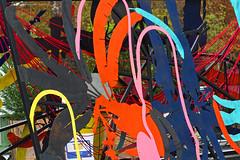 Sculpture de Julien CREUZET (Edgard.V) Tags: paris parigi fiac 2019 sculpture esculptura scultura peinture painting pittura street art urbano arte urban callejero moderna moderne moderno