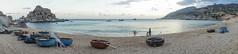 Ca Na cape (kuuan) Tags: panorama incampanorama mf manualfocus superwideheliar aspherical voigtländer15mm f4515mm voigtländerheliarf4515mm street beach rock landscape coast boat vietnam cape cana apsc sonynex5n muidinh capedinh basketboat thungchai thuyenthung
