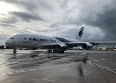 Malaysia Airlines Airbus A380-841 9M-MNF (josh83680) Tags: manchesterairport manchester airport man egcc 9mmnf airbus airbusa380841 a380841 airbusa380800 a380800 malaysiaairlines malaysia airlines
