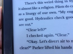 Unexpected @Clearleft product placement from @MaryRobinette.