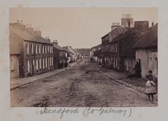 Headford, Galway (National Library of Ireland on The Commons) Tags: wynnealbum nationallibraryofireland ireland captionedalbumenprintsmayo galway headford thomasjwynne