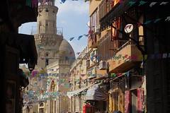 Cairo - along Moez street during Ramadan (william.purcell) Tags: egypt islamic cairo moez street mosque