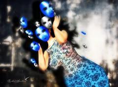MANY FACES (Rachel Swallows Inworld Elenamicheals Core) Tags: accessories fashion freya hourglass lace maitreya mask rapture secondlife wanderlustweekend zibska