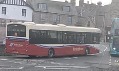 Borders Buses 11001 BK10 MFP (23/10/2019) (CYule Buses) Tags: service60 bordersbuses wcm westcoastmotors wrightbus volvobus volvo b7rle volvob7rle wrighteclipse2 bk10mfp 11001