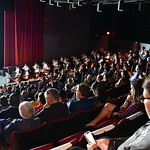 A shot of the crowd at Ed Talks