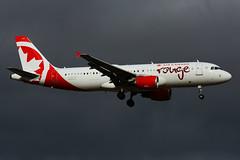 C-GFCP (Air Canada rouge) (Steelhead 2010) Tags: aircanada rouge airbus a320 a320200 yyz creg cgfcp