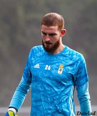 Jaume (Dawlad Ast) Tags: real oviedo club de futbol entrenamiento trainning requexon octubre 2019 asturias españa soccer deporte sport jaume valens portero