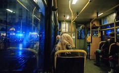 Analog. Nikon FM2 and Kodak Portra 400 (ewitsoe) Tags: analog analogue autumn city filmy kodakcolor kodakporta400 moments nikonfm2 street cinematic everydaylife film urban kodakmoment kodak analogcamera nikon fm2 24mm grain grainisgood autumnsetting reflection citylife capturedonfilm