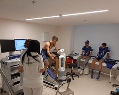 Healthing Reebok Sports Club Prueba lactato team clavería 2