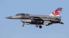 RSAF Lockheed Martin F-16D Block 52 Fighting Falcon 96-5035 (ChrisK48) Tags: 6035 f16 bestofbothworlds block52 965035 425thfightersquadron 425fs cndb17 airplane aircraft viper lukeafb generaldynamics luf rsaf fightingfalcon glendaleaz republicofsingaporeairforce kluf lockheedmartinf16d usaf965035
