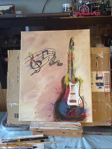 Guitar ...