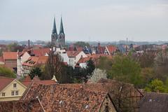 Dächer der Altstadt Quedlinburg (mkirstefoto) Tags: altstadt deutschland dächer europa quedlinburg sachsenanhalt