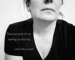 294.365.2019 (sadandbeautiful (Sarah)) Tags: me woman female self selfportrait dailyselfportrait day294 365 365days 365daysx9 bw