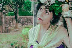 SELFIE DAY (su4jsus) Tags: selfies self portraits selfportrait color blackandwhite sony flowers people woman